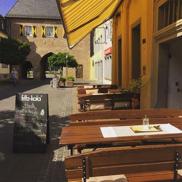 Café Verweilchen