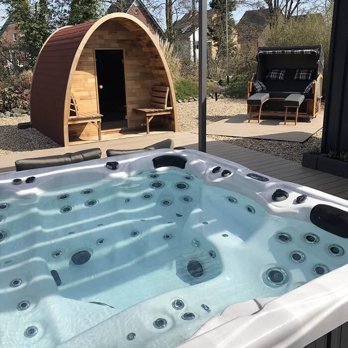 Lounge Zeit / Ihre private Wellness Lounge